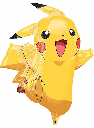 36in Pikachu Foil Balloon