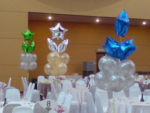 ROM & Wedding Balloon Package 4