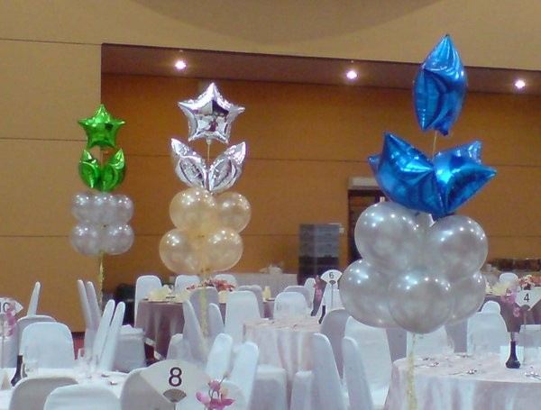 ROM & Wedding Balloon Package 5