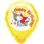 Snoopy Happy Birthday Balloon