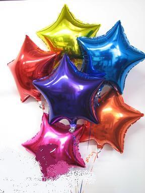 Stars Balloon Bouquet