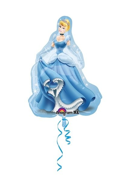 "34"" Cinderella SuperShape Balloon"