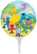 """Sesame Street Friends 9""""/23cm EZ-Fill Balloon"""