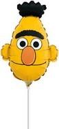 14in Bert Head Air Fill Balloon