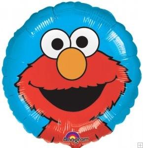 9in Elmo Balloon