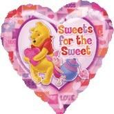 """18"""" Pooh Sweet Balloon"""