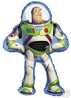 "35"" Buzz Light Year Jumbo Foil Balloon"