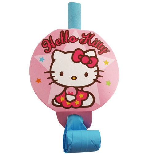 Hello Kitty Balloon Dreams Birthday Blowouts Favors