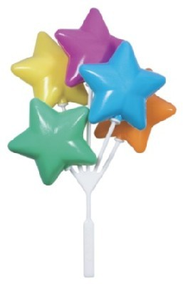 Star Balloon Cluster Picks