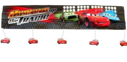 Disney Cars Giant Banner