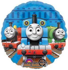 """9"""" Thomas the Train Air Fill Balloon"""