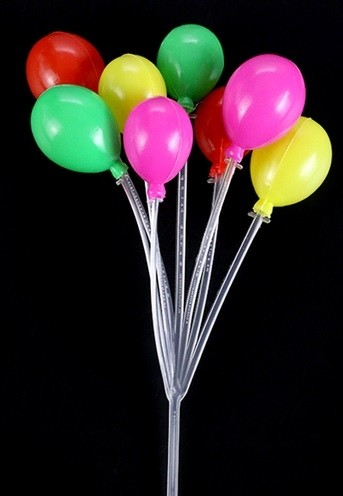Colour Balloon Cluster Picks