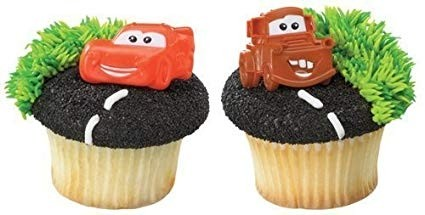 Disney Cars Ring Party Favors