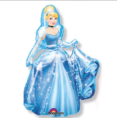 "34"" Cinderella SuperShape Balloon"