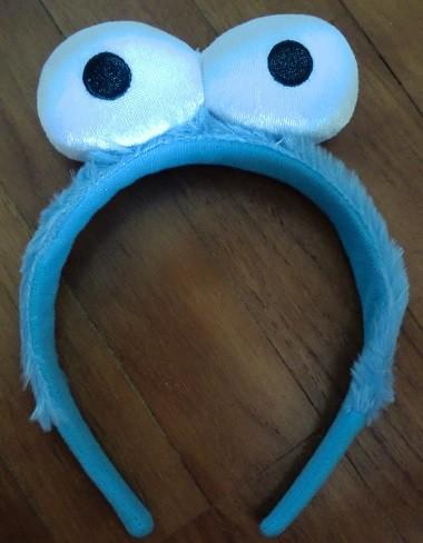 Cookies Monster Headband