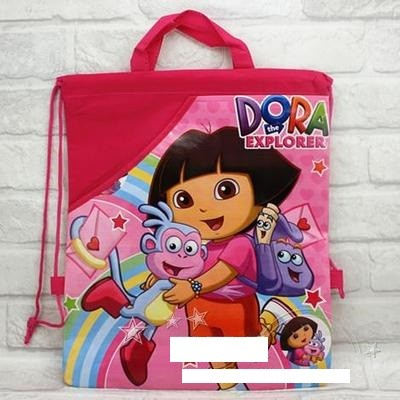 Dora Draw String Favor Bag