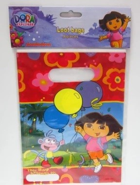 Dora & Friends Treat Bags