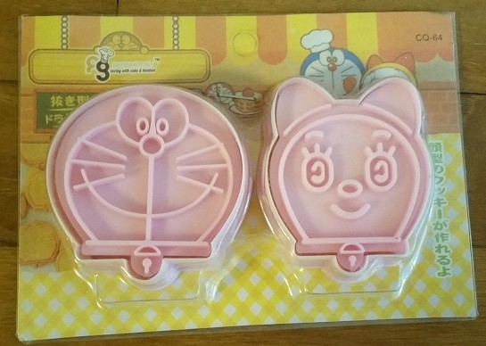 Doreamon 3D Cookies Mould