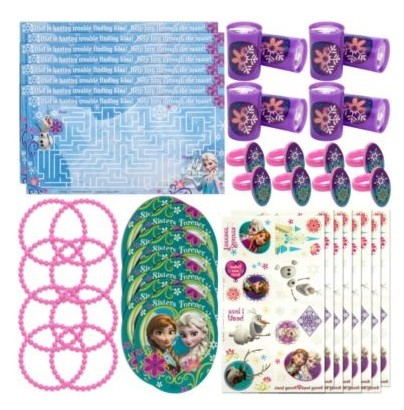 Frozen Party Favor Value Pack 48pcs