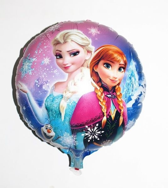 18in Frozen Foil Balloons