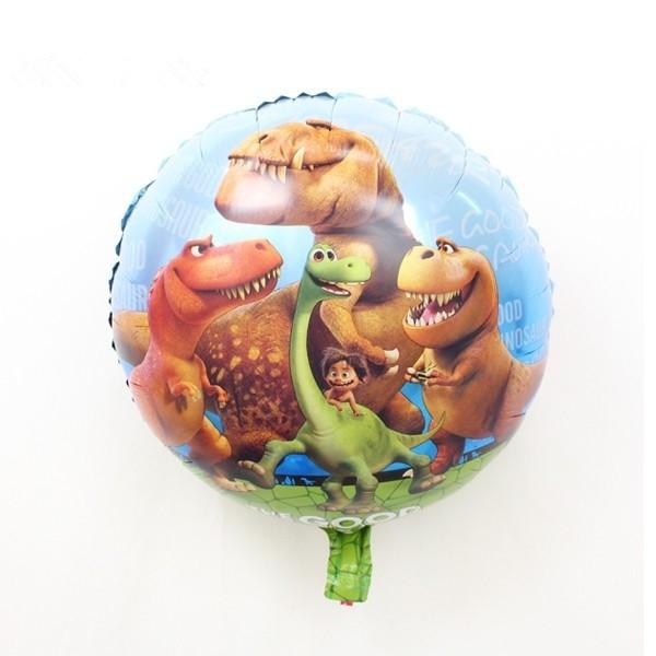 18in Good Dinosaurs Foil Balloon