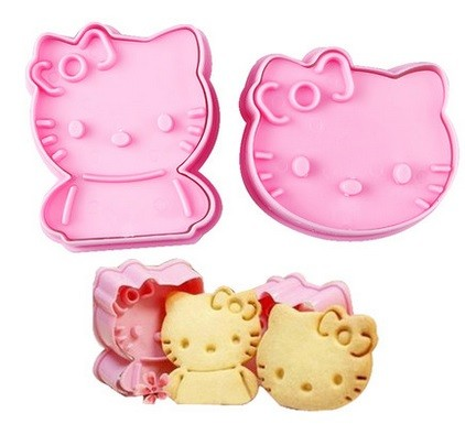 Hello Kitty 3D Cookies Mould