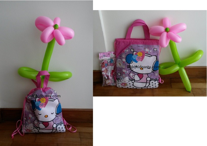 Hello Kitty Favor Pack with Balloon