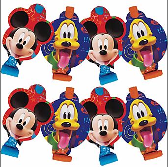 Mickey Mouse Blowouts 8pcs