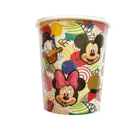 Mickey & Friends Paper Cups