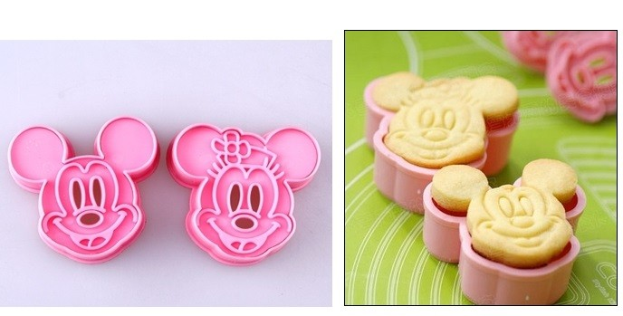 Mickey 3D Cookies Mould