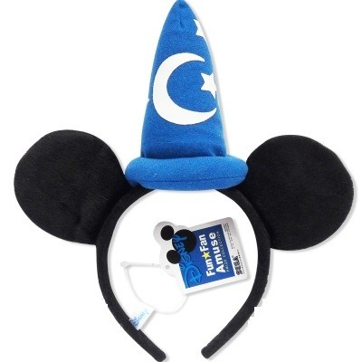 Mickey Mouse Ears Head Gear