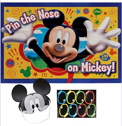 Mickey Mouse Party Game 8 Players