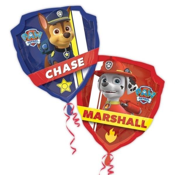 """27"""" Paw Patrol Foil Balloon"""