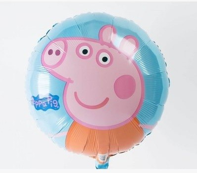 18in Peppa Pig Foil Balloon