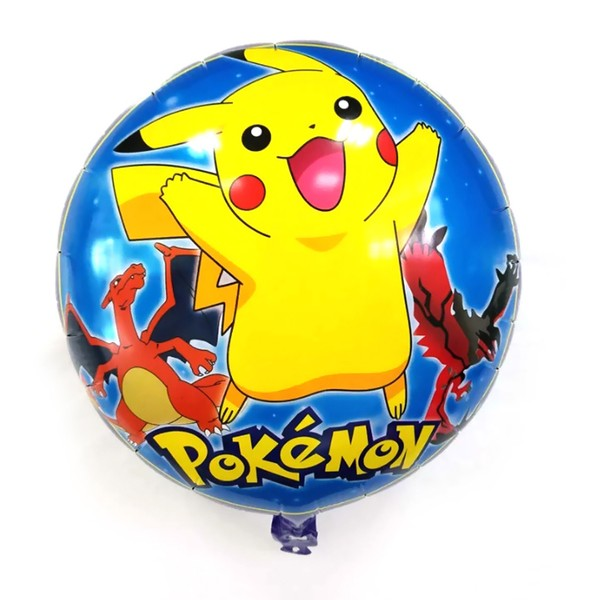 18in Pokemon Foil Balloon
