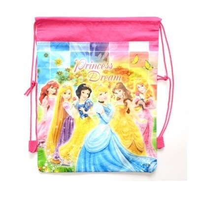 Princess Draw String Favor Bag