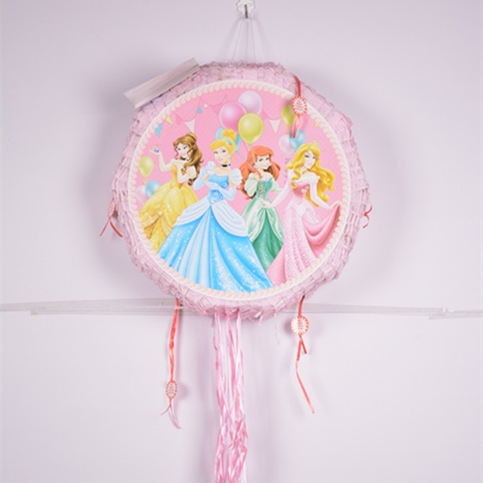 Disney Princess Pull String Piñata
