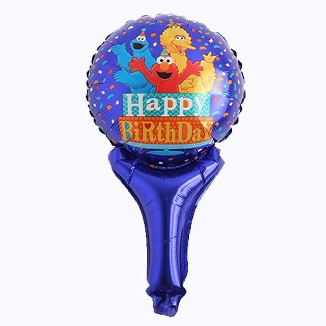 16in Sesame Street Hand Held Balloon