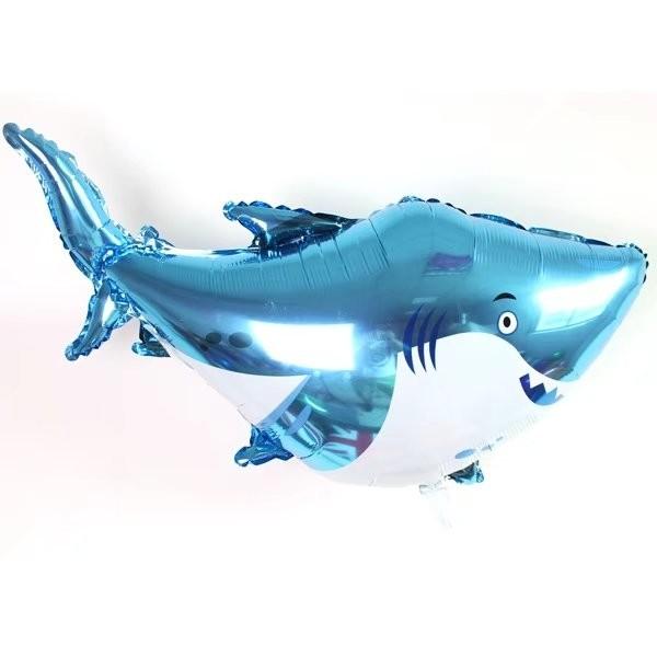 28in Shark Jumbo Balloon