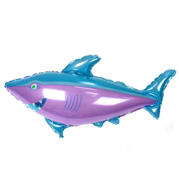 35in Shark Jumbo Balloon