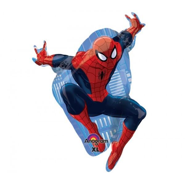 """37"""" Spiderman Balloon"""