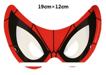 Spider-Man Mask 8pcs