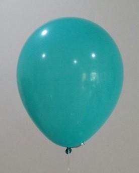 """12"""" Aqua Colour Latex Balloons"""
