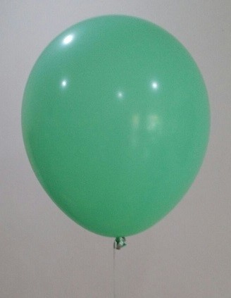 "12"" Mint Colour Latex Balloons"