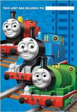 Thomas the Train Treat Sacks 8ct