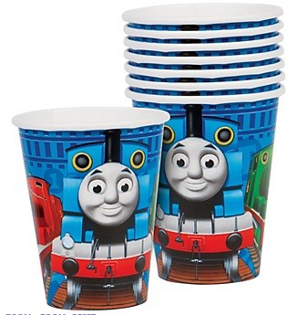 Thomas the Train Cups 8ct