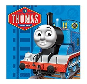 Thomas the Train Beverage Napkins 16ct