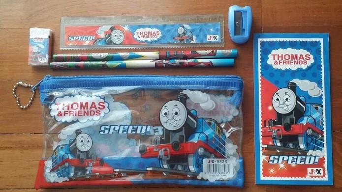 Thomas the Train 7pcs stationary set