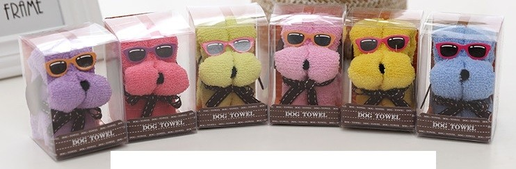 Dog towel Favor