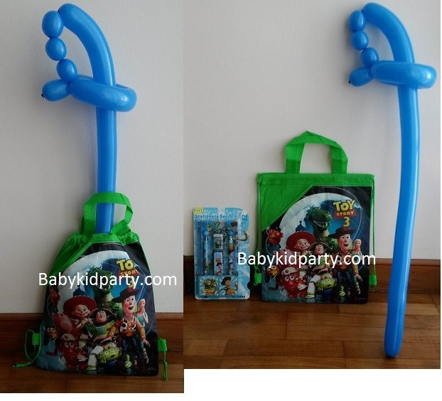 Toy Story Favor Pack with Balloon